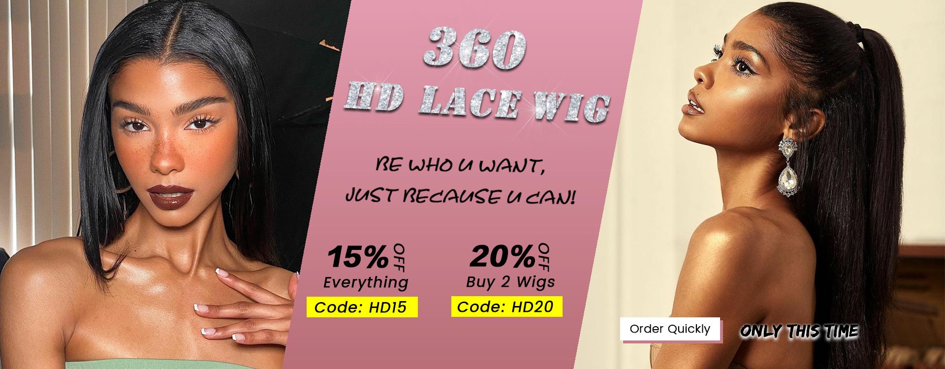 HD Lace,Mid Year Sale,Lwigs