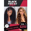 Ombre Color Body Wave Lace Frontal Wig Soft Lace Good Thickness Natural Hairline GS09