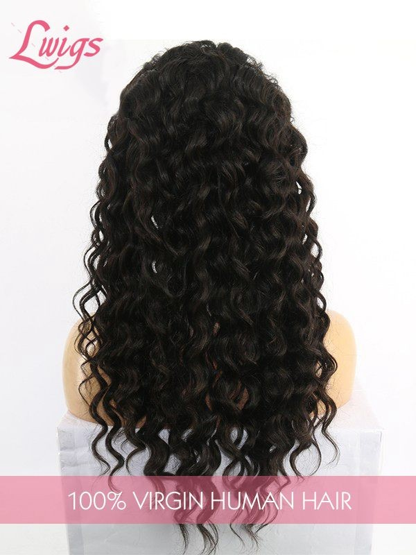 9A Undetectable HD Dream Swiss Lace 180% Density Loose Wave Brazilian Virgin Hair 360 Lace Wigs [LWigs180]