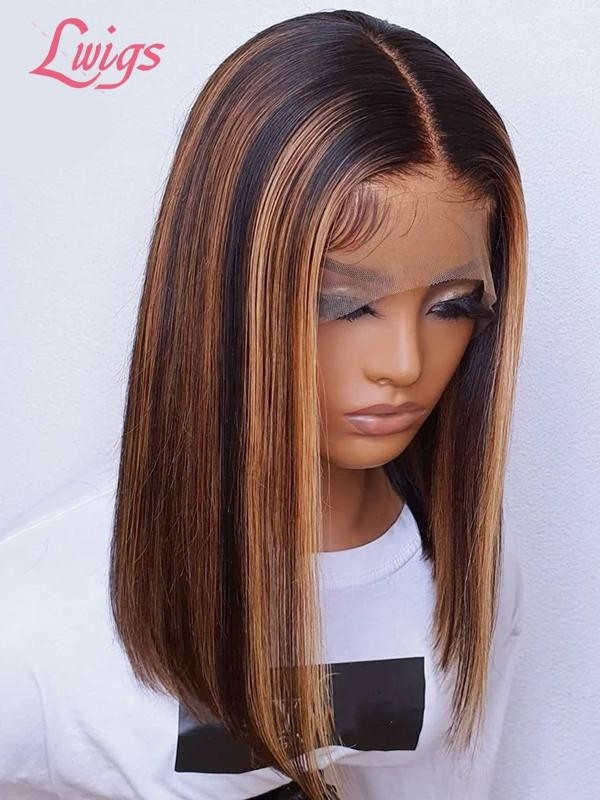 Comb Sale For 3 Wigs Lwigs Christmas Sale Pay 1 Get 3 Wigs With Pre-plucked Hairline Special Gifts For Merry Christmas BF06