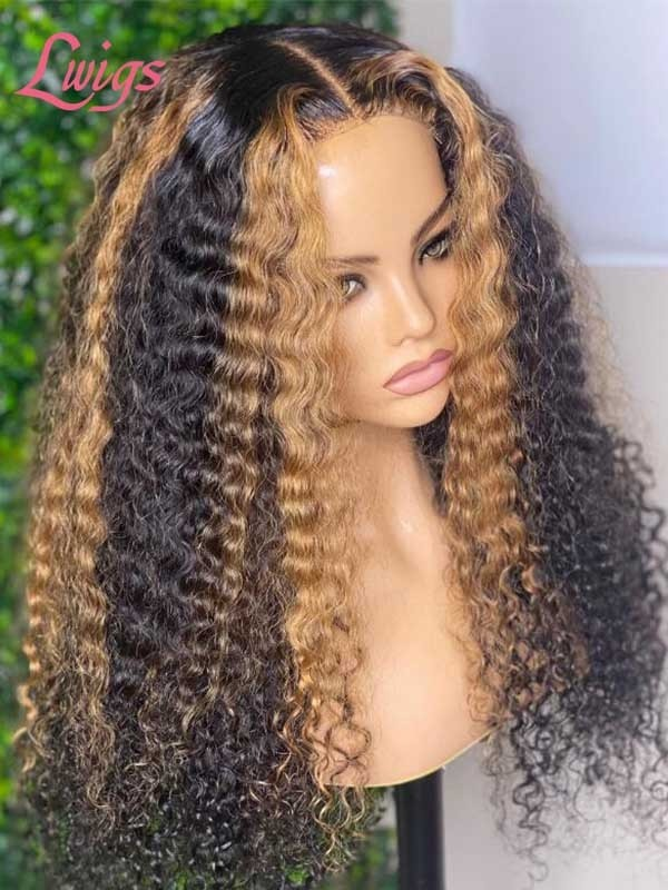 Dream HD Lace Frontal Wigs Gorgeous Colored Hair Lace Wigs For Beginner MD05