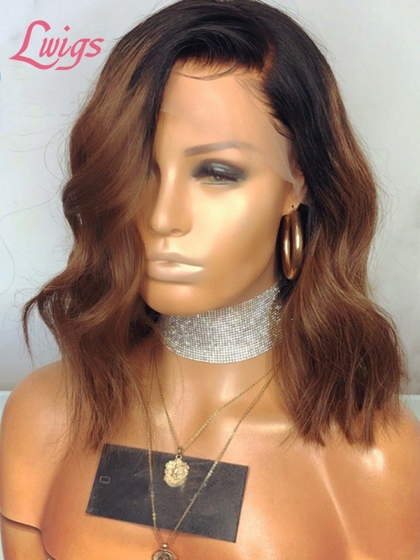 Lwigs Pay 1 Get 2 Wigs Tint Curly Lace Front Wig With Natural Wave 360 Lace Wig Pre Sale MXS05