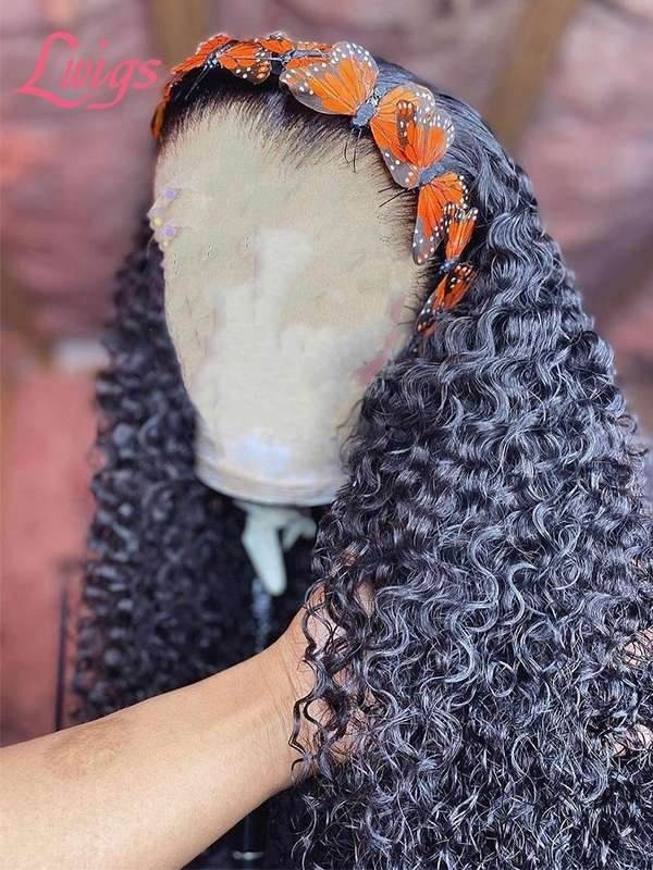 Undetectable HD Lace Wig Ombre Color Body Wave 55 Lace Closure Wig Pay 1 Get 2 HD Wig 2021 Tax Refund Sale TS04