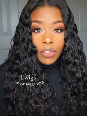 Dominique A. review 13x6 Lace Front Wig